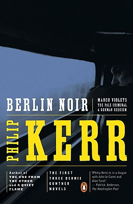 Berlin Noir Cover Image