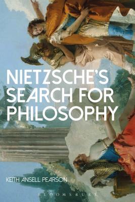 Cover for Nietzsche's Search for Philosophy