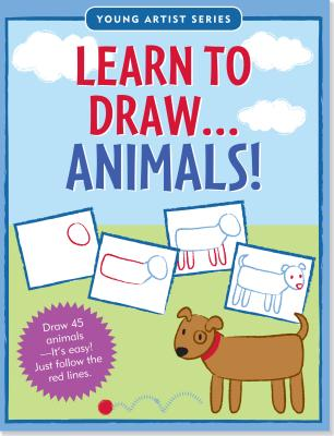 Learn to Draw Animals! Cover Image