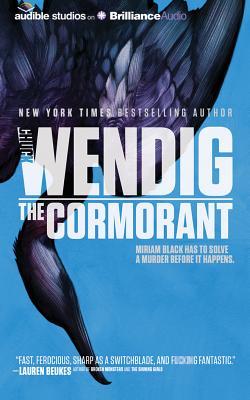 The Cormorant (Miriam Black #3) Cover Image