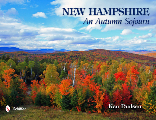 New Hampshire: An Autumn Sojourn Cover Image