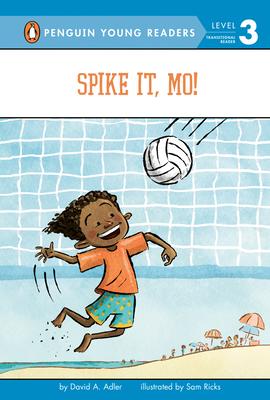 Spike It, Mo! (Mo Jackson #7) Cover Image