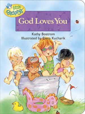 Cover for God Loves You (Little Blessings)