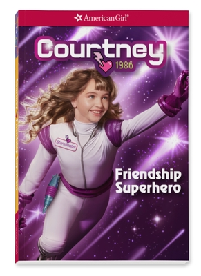 Courtney Friendship Superhero cover