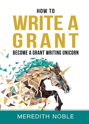 Cover for How to Write a Grant