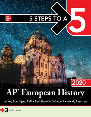 AP European History (5 Steps to a 5: AP European History) Cover Image