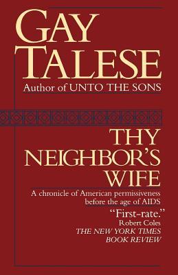 Thy Neighbor's Wife Cover