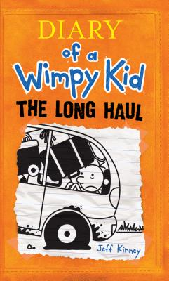 The Long Haul (Diary of a Wimpy Kid Collection #9) Cover Image