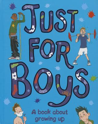 Just for Boys Cover Image