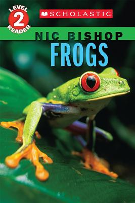 Cover for Frogs (Nic Bishop