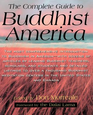 Complete Guide to Buddhist America Cover