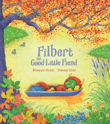 Filbert, the Good Little Fiend Cover