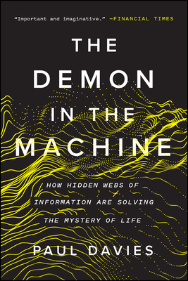 Cover for The Demon in the Machine