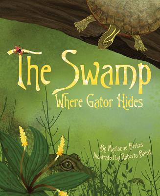 The Swamp Where Gator Hides Cover