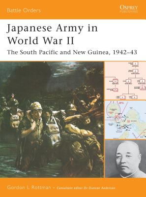 Japanese Army in World War II Cover