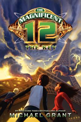 The Magnificent 12: The Key Cover Image