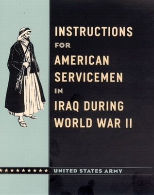 Instructions for American Servicemen in Iraq During World War II Cover