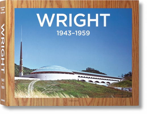 Frank Lloyd Wright. Complete Works. Vol. 3, 1943-1959 Cover Image