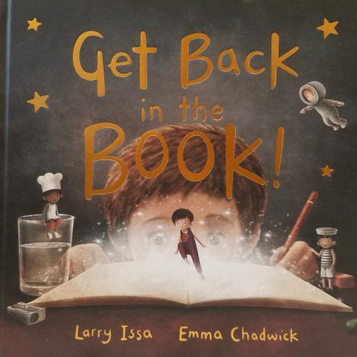 Get Back in the Book! Cover Image