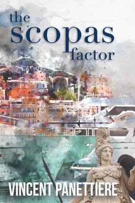 Cover for The Scopas Factor