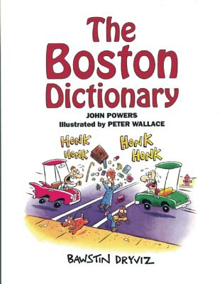 The Boston Dictionary Cover Image