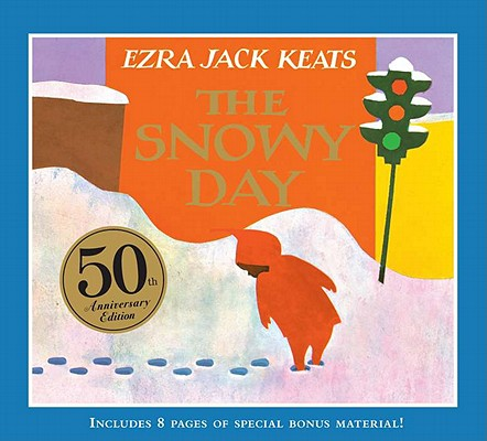 The Snowy Day: 50th Anniversary Edition Cover Image