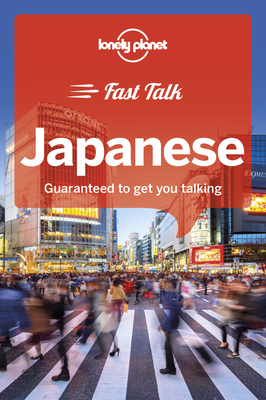 Lonely Planet Fast Talk Japanese Cover Image