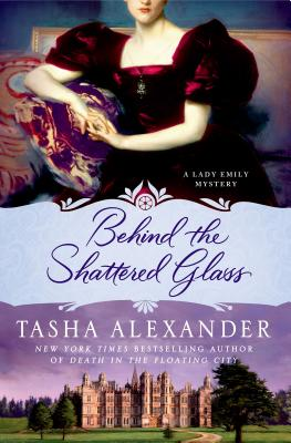 Behind the Shattered Glass Cover