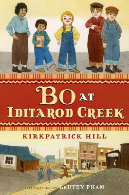 Cover for Bo at Iditarod Creek