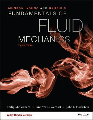 Munson, Young and Okiishi's Fundamentals of Fluid Mechanics Cover Image