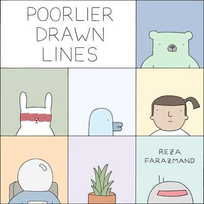 Poorlier Drawn Lines Cover Image