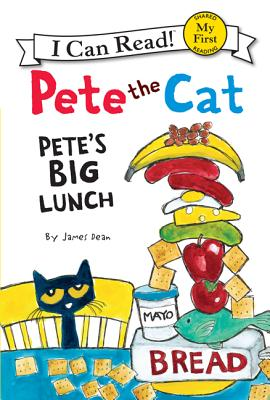Pete's Big Lunch (I Can Read!: My First Shared Reading) Cover Image