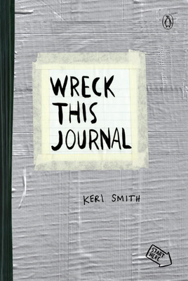 Wreck This Journal (Duct Tape) Cover