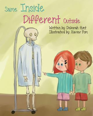 Cover for Same Inside Different Outside