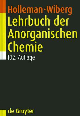 Lehrbuch der Anorganischen Chemie Cover Image