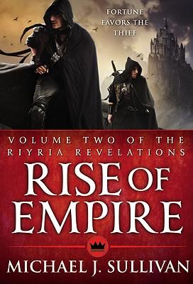 Rise of Empire (The Riyria Revelations #2) Cover Image