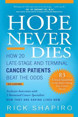 Cover for Hope Never Dies