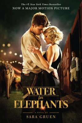 Water for Elephants (movie tie-in) Cover Image