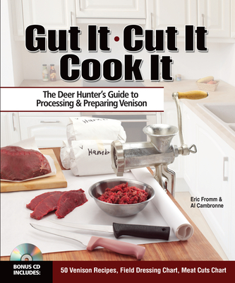 Gut It, Cut It, Cook It Cover