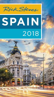 Rick Steves Spain 2018 cover image