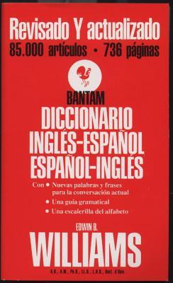Diccionario Ingles-Espanol, Espanol-Ingles Cover