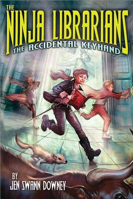 The Ninja Librarians Cover