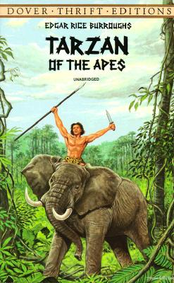 Tarzan of the Apes Cover