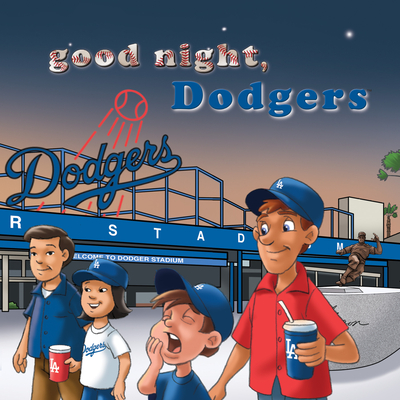 Good Night, Dodgers Cover Image