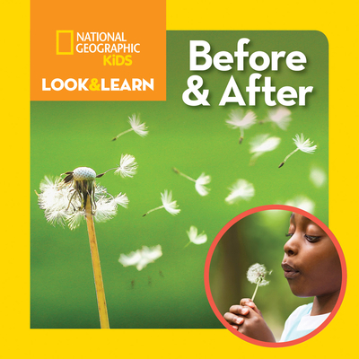 National Geographic Kids Look & Learn: Before and After Cover Image