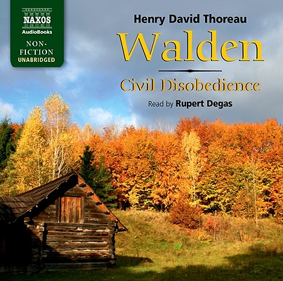 Walden/Civil Disobedience Cover Image