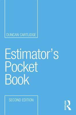 Estimator's Pocket Book 2e (Routledge Pocket Books) Cover Image