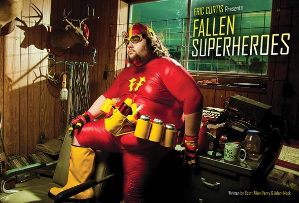 Fallen Superheroes Cover Image