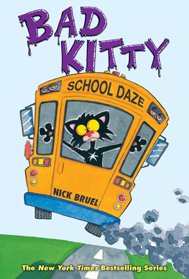 Bad Kitty School Daze Cover Image