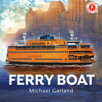 Ferry Boat (I Like to Read) Cover Image